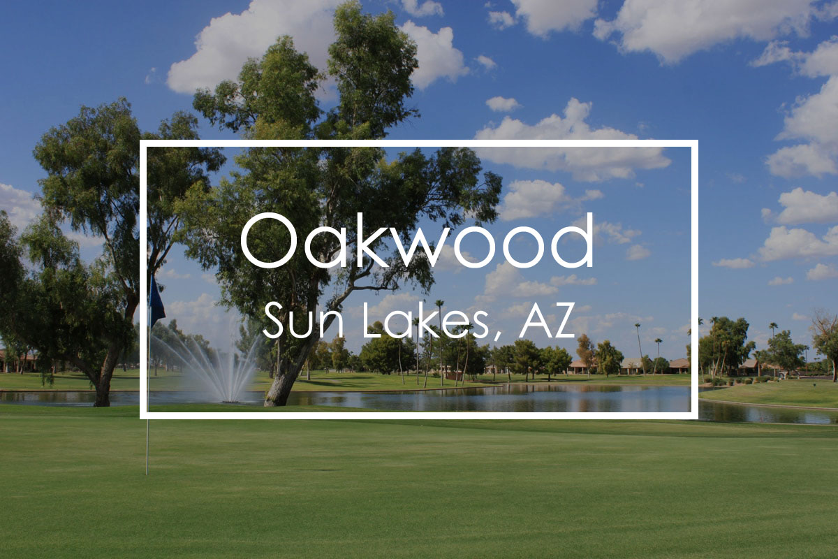 Oakwood Sun Lakes Az Cagd